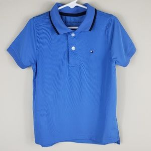 Tommy Hilfiger | Blue Short Sleeve Polo